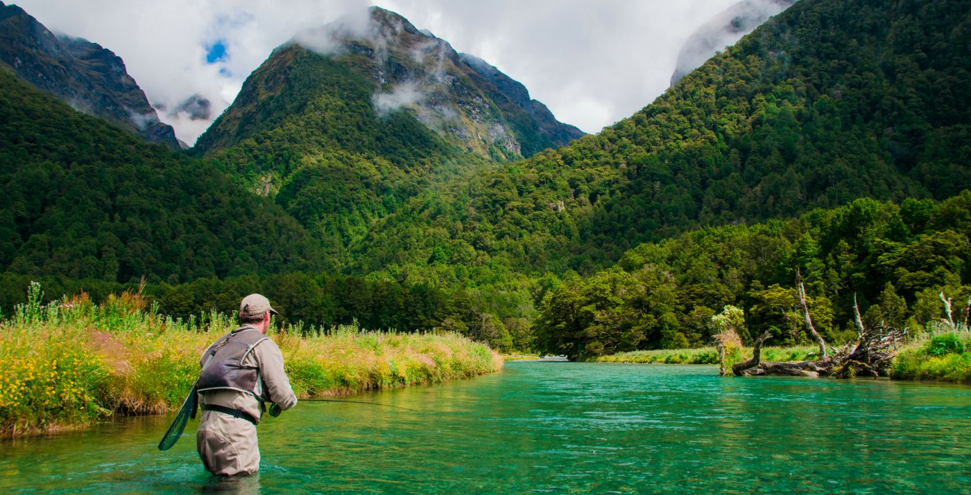 Fly fishing new zealand mates 39 escapes for Fly fishing news